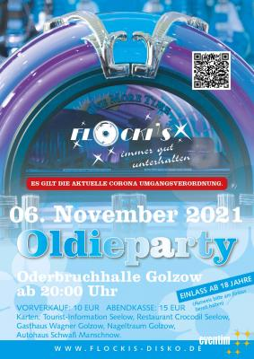 OldiePARTY in Golzow