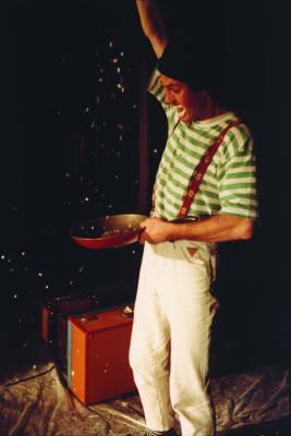Foto zur Meldung: Clownstheater im X-Presso für Kinder ab 3 Jahren