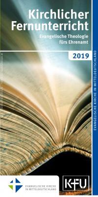 Foto zur Meldung: Neuer Kurs Evangelische Theologie fürs Ehrenamt