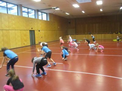 Foto zur Meldung: Leichtathletik -Trainer U8/U10 gesucht