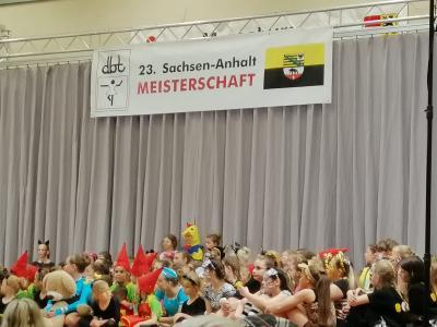 Vorschaubild zur Meldung: 23. Sachsen-Anhalt Meisterschaften im Tanzsport - und wir waren dabei