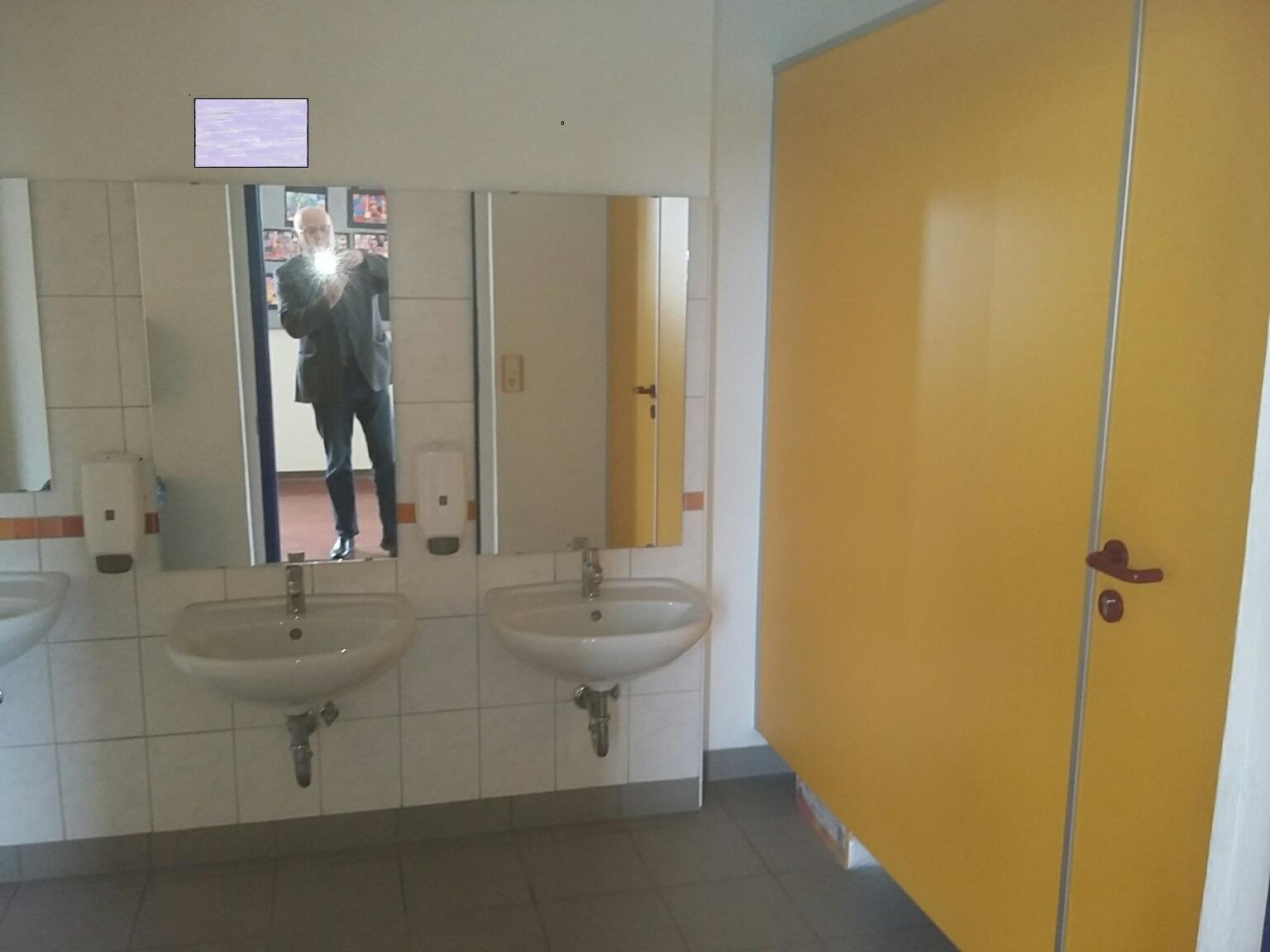 Schule Toiletten