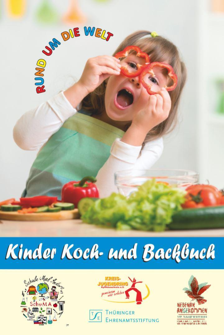 Deckblatt Kinderkochbuch