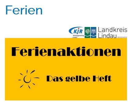 KJR Ferien