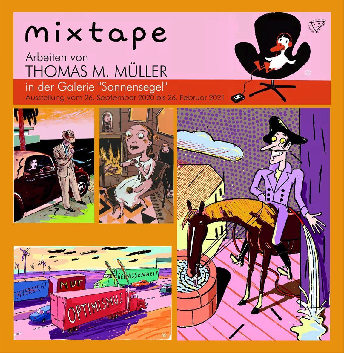 Collage Thomas Mueller