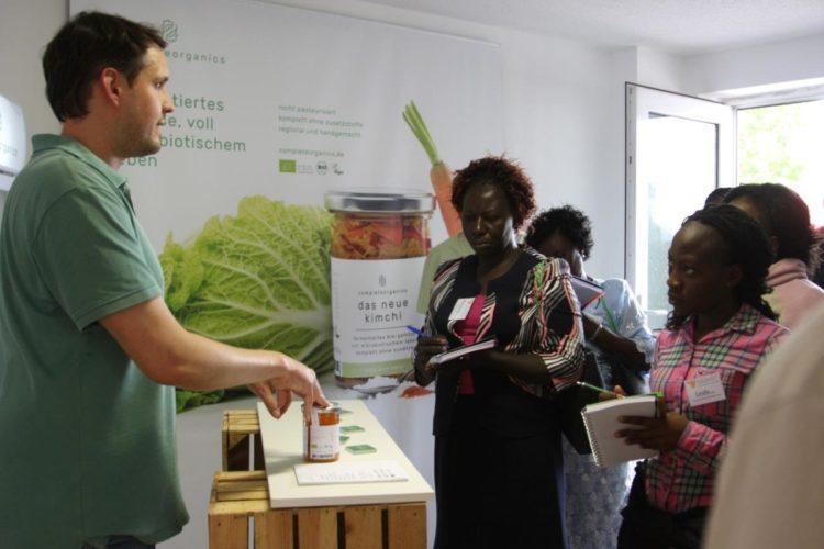 Konservierung von Gemüse