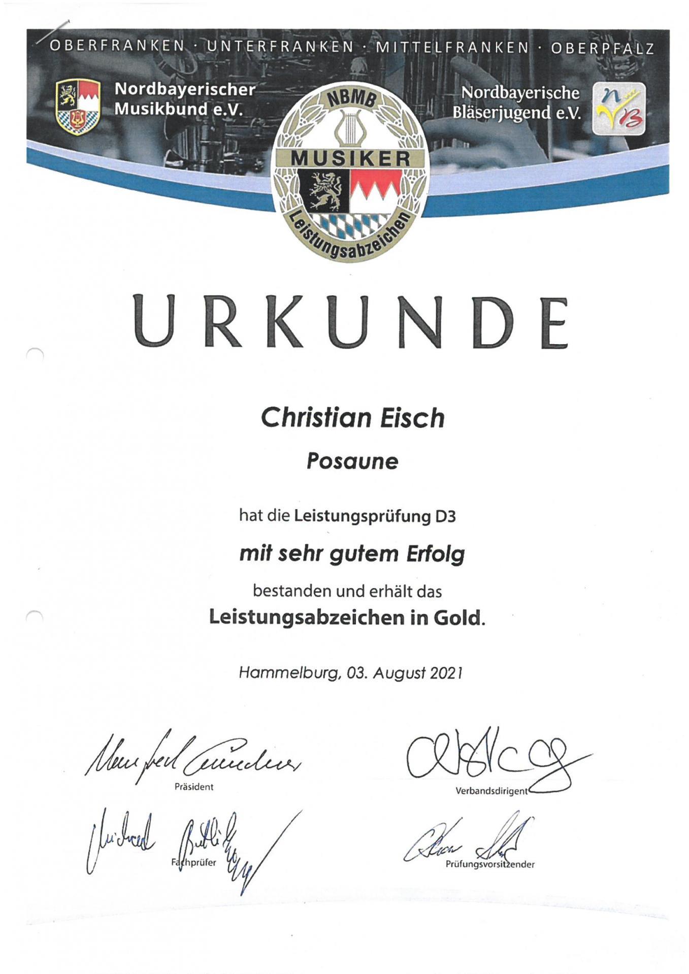 Eisch Chr.