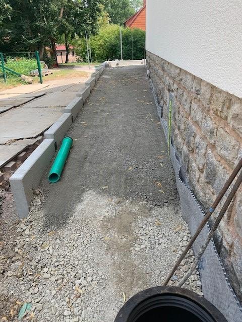 Erneuerung barrierefreier Zugang