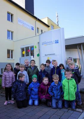 2. Gruppe der Vorschulkinder des Städtischen Kindergartens Dierdorf