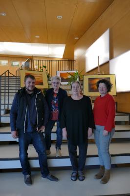 Vorschaubild zur Meldung: Bilderausstellung im Stadttheater verlängert