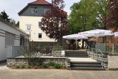 Am Samstag, 27. April wird der Biergarten am Bürgerhaus Wachenbuchen eröffnet. Damit wird auch ein wichtiges Stadtleitbildprojekt abgeschlossen.