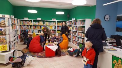 Foto zur Meldung: Neue Öffnungszeiten der Gemeindebibliothek Grünheide (Mark)