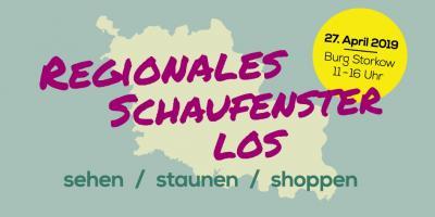Vorschaubild zur Meldung: 27.4.: Regionales Schaufenster LOS - sehen / shoppen / staunen
