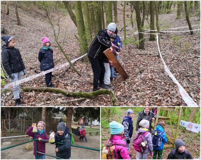 Foto zur Meldung: Osterrallye an der Schraden-Grundschule