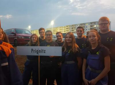 Foto zur Meldung: Landesausscheid Jugendfeuerwehr 2018
