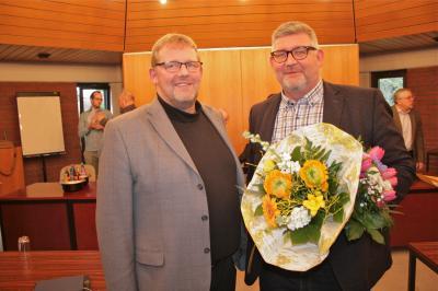 Foto zur Meldung: Jörg Bochannek folgt auf Jens Grauer im Samtgemeinderat