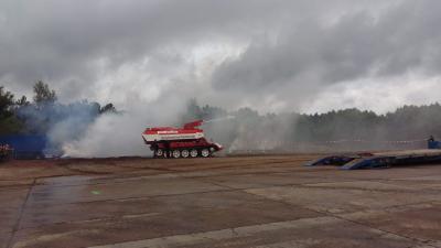 Foto zur Meldung: Brandschutzübung Nitzow und Spaßausscheid Düpow