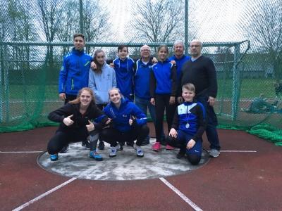 Foto zur Meldung: TVL erfolgreich bei den KM Diskus in Bruchköbel