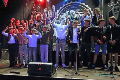 Die Gewinner: Rattlesnakes, Joker Band und Ka xD