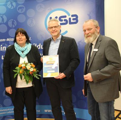 Foto zur Meldung: Kinderschutz Siegel für Grebser TSV e.V.