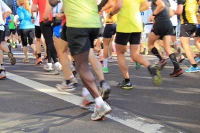 Foto zur Meldung: WDR berichtet life vom Citylauf