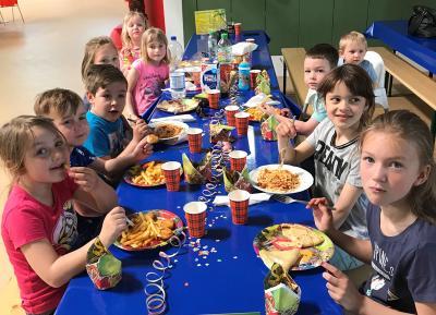 Foto zur Meldung: Ferienevent im Kindertreff Westeregeln