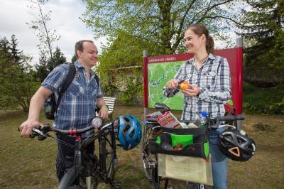 Foto zur Meldung: Radtourismus: Seenland Oder-Spree ist einzige zertifizierte ADFC-Rad-Reise-Region in Brandenburg
