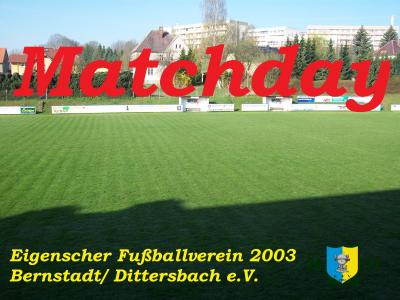 Foto zur Meldung: Das Fußballwochenende( 04.05.- 06.05.2019) auf dem Eigen