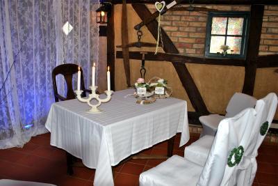 Foto zu Meldung: Heiraten in der Museumsscheune