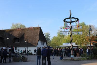 Foto zur Meldung: Maibaumfest