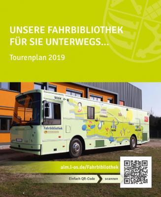 Foto zur Meldung: Neue Fahrbibliothek geht auf Tour