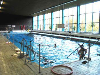 Foto zur Meldung: Frauen schwimmen in Kall - Start: 03. Mai 2019