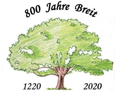 Logo 800 Jahre Breit