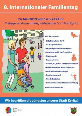 Vorschaubild zur Meldung: Internationaler Familientag am 24. Mai