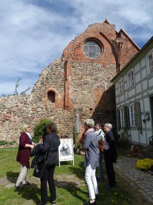 Vorschaubild zur Meldung: Erfahrungsaustausch beim Museums-Workshop in Kyritz