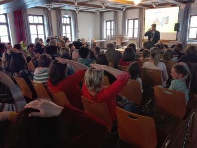 """Vorschaubild zur Meldung: Workshop und Vortrag """"Lernen - Gewusst wie?"""""""