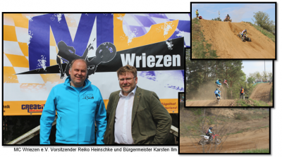 Vorschaubild zur Meldung: 87. Motocross in Wriezen