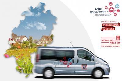 Foto zur Meldung: Ehrenamtliches Engagement soll beim Bürgerbus überzeugen