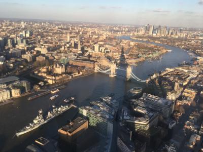 Vorschaubild zur Meldung: Sprachreise nach London 2019