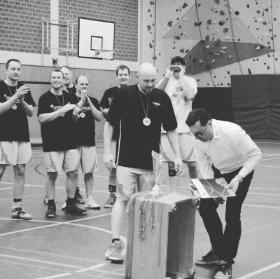 Foto zur Meldung: Landesligameister 2019! Herzlichen Glückwunsch!