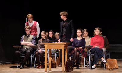 Foto/Urheber: 12. Klasse der Emil Molt Schule Berlin