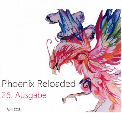 Vorschaubild zur Meldung: Phoenix Reloaded - 26. Ausgabe erschienen
