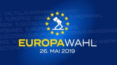 Vorschaubild zur Meldung: Wahlbekanntmachung - Wahl zum Europäischen Parlament