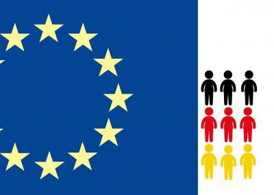 Vorschaubild zur Meldung: Europawahl 2019 - repräsentativer Wahlbezirk in Nauheim