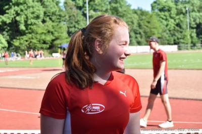 Vorschaubild zur Meldung: Neuer Vereinsrekord durch Jessica Wlodasch