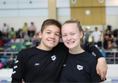 Foto zur Meldung: Norddeutsche Meisterschaften Schwimmen 2019 der Jugend