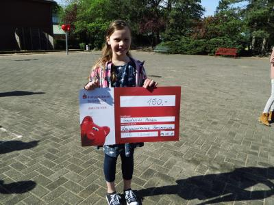 Vorschaubild zur Meldung: 2. Platz für Milena Kaminski