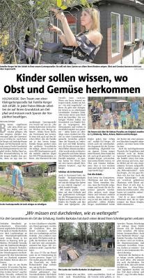 Bericht Hellweger Anzeiger