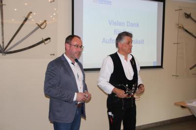 Foto zur Meldung: Innungsversammlung Dachdecker-Innung Leipzig 07.05.2019