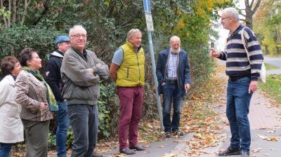 Vorschaubild zur Meldung: Ausflug des Vorstands der CMG nach Altlandsberg